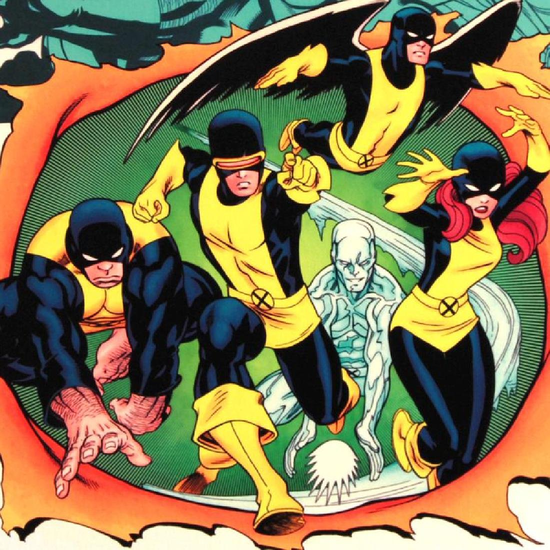 """""""X-Men Giant-Size #1"""" Limited Edition Giclee on Canvas - 3"""