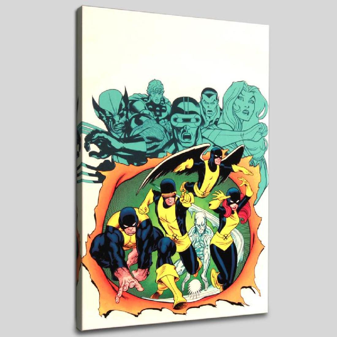"""""""X-Men Giant-Size #1"""" Limited Edition Giclee on Canvas - 5"""