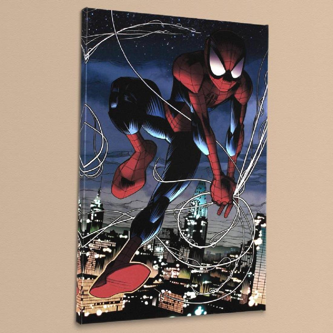 """Ultimate Spider-Man #152"" Limited Edition Giclee on"