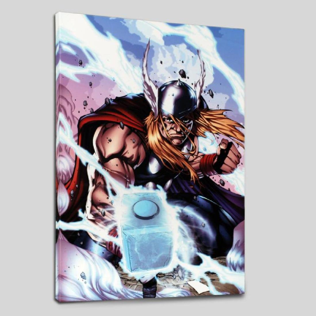 """""""Thor: Heaven and Earth #3"""" Limited Edition Giclee on"""