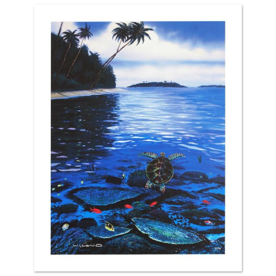 """""""Two Worlds of Paradise"""" Limited Edition Giclee on"""