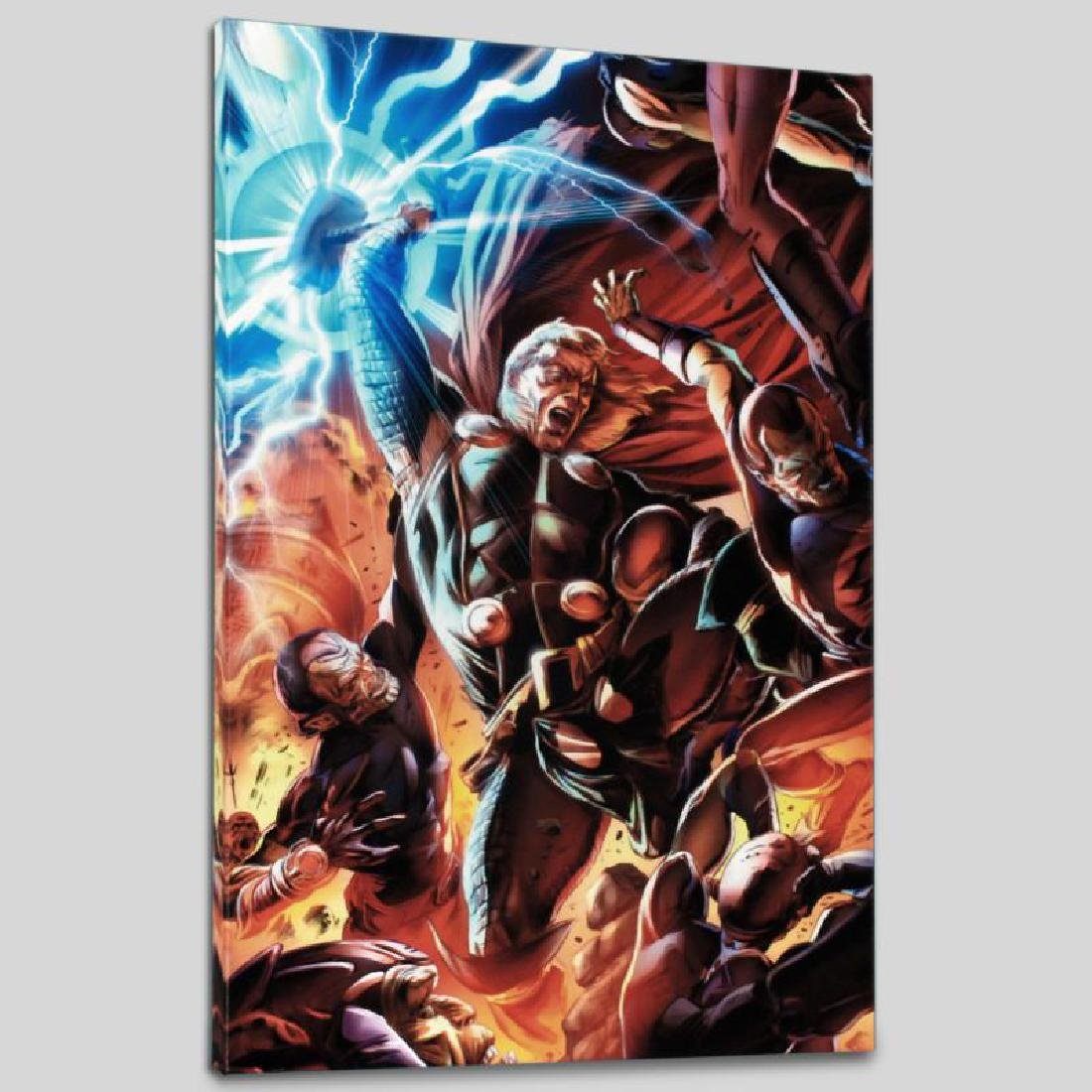"""""""Secret Invasion: Thor #2"""" Limited Edition Giclee on"""