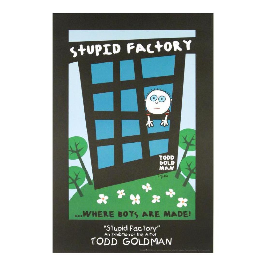 """""""Stupid Factory - 3"""