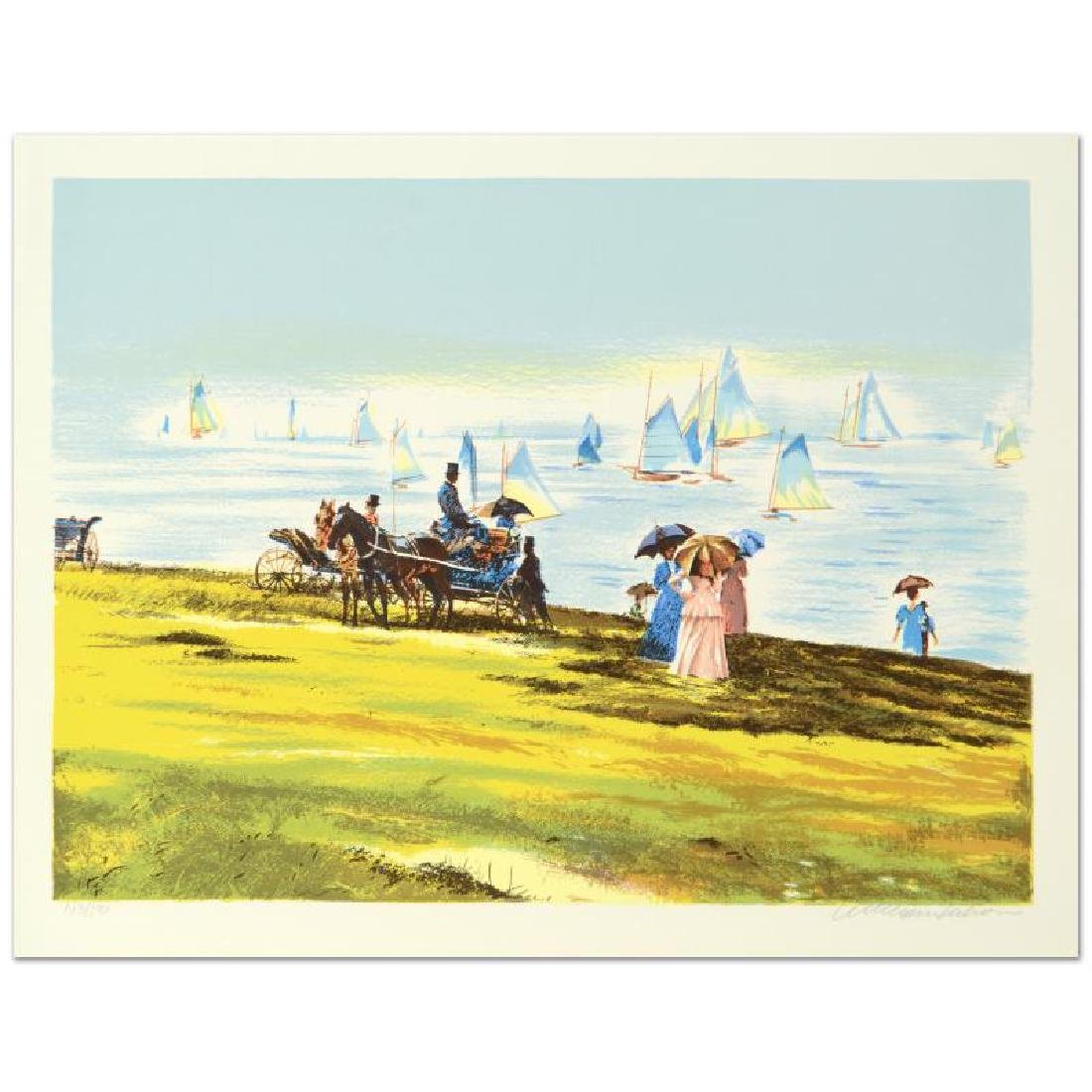 "William Nelson - ""Sunday by the Lake"" Limited Edition"