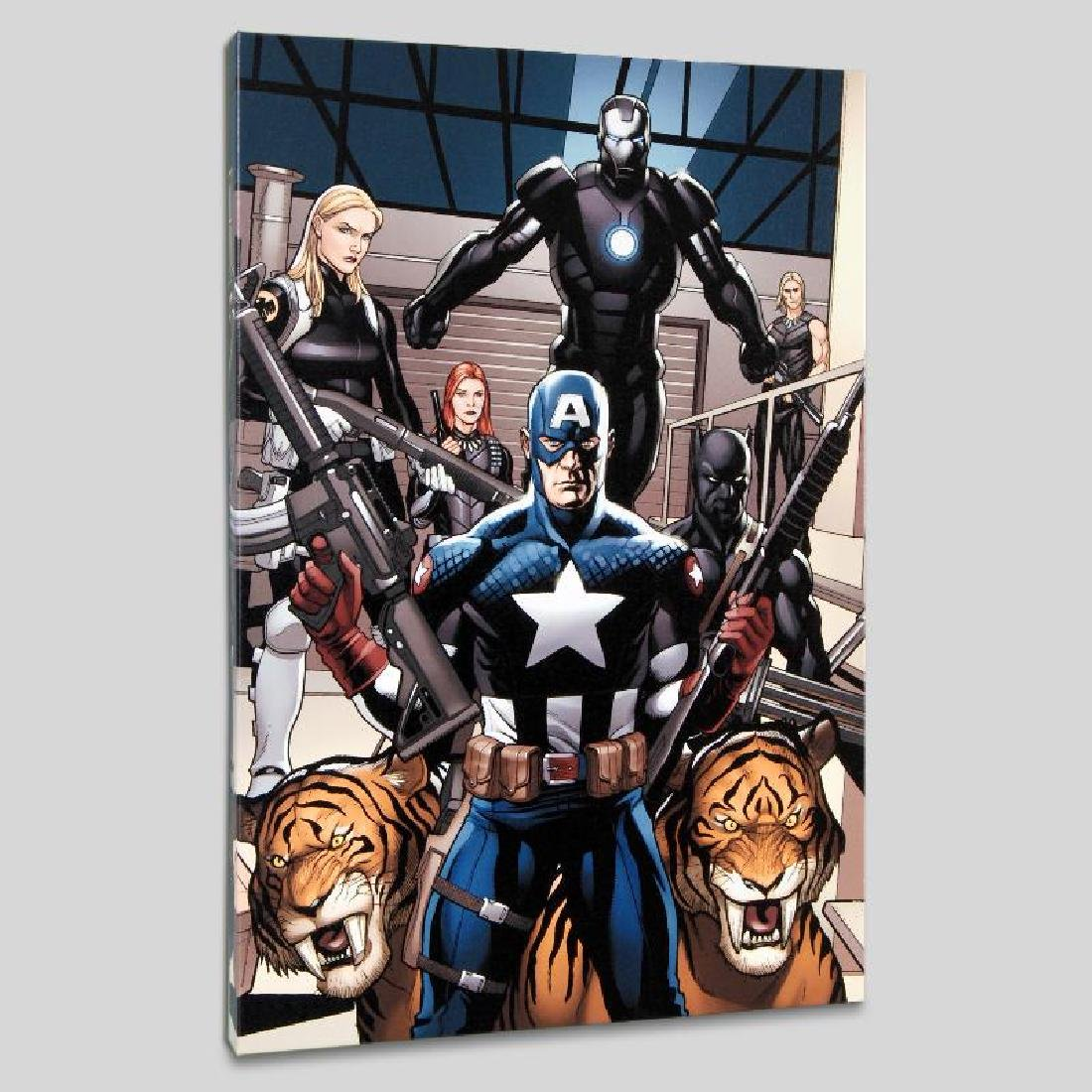"""""""Ultimate New Ultimates #3"""" LIMITED EDITION Giclee on"""