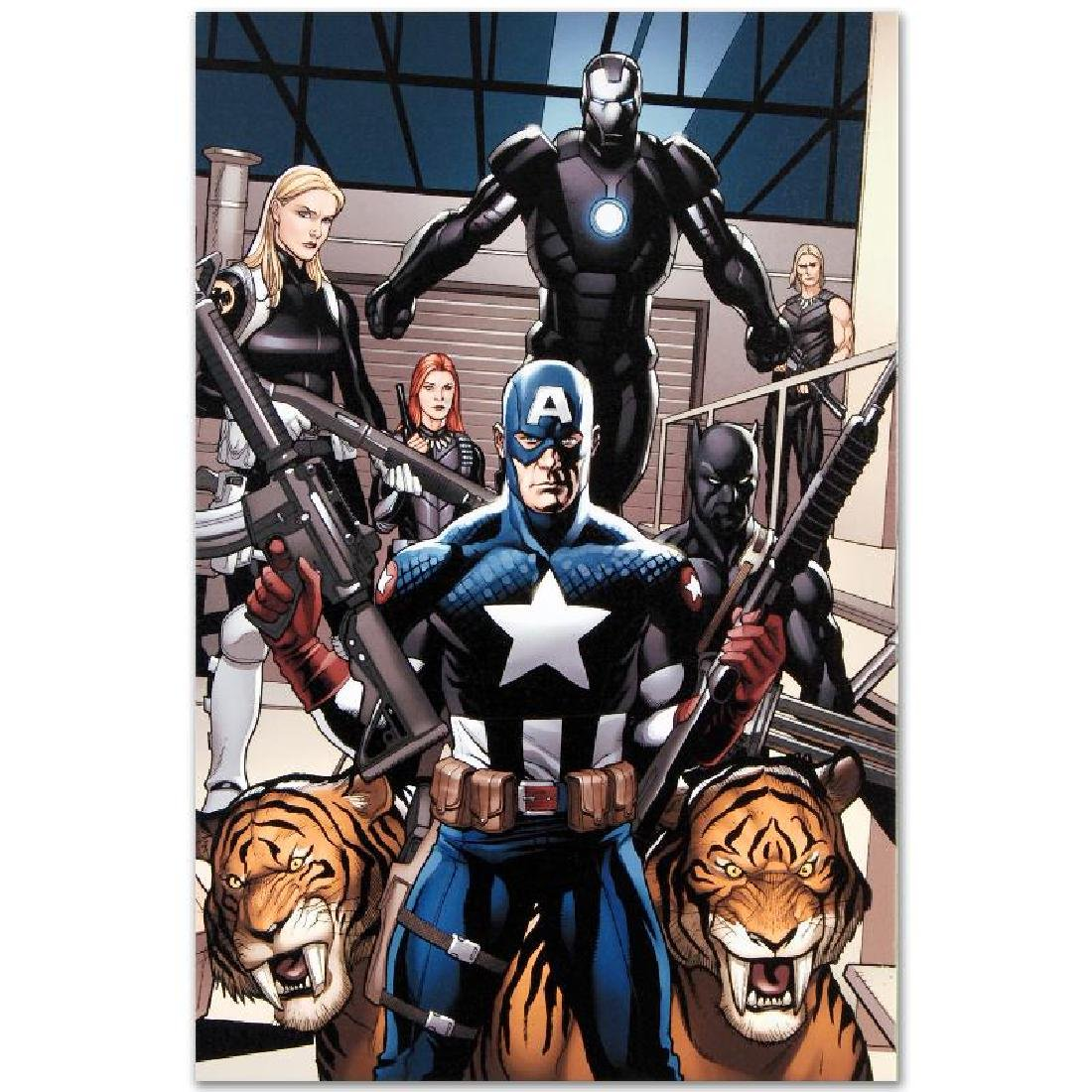 """""""Ultimate New Ultimates #3"""" LIMITED EDITION Giclee on - 5"""