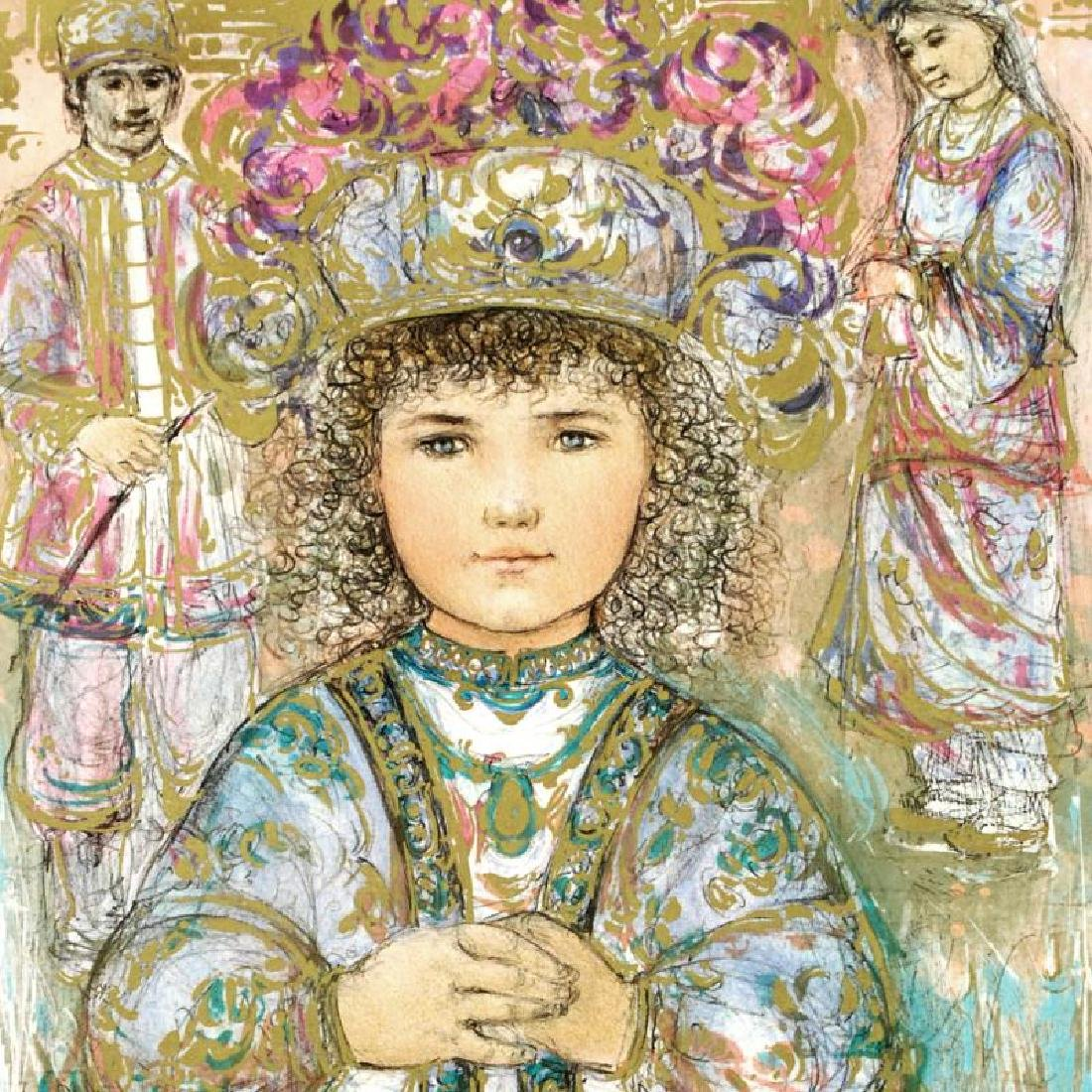 """""""Darya's Daughter"""" Limited Edition Lithograph by Edna - 4"""