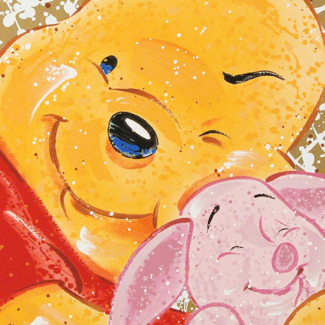Very Important Piglet Disney Limited Edition Serigraph - 4