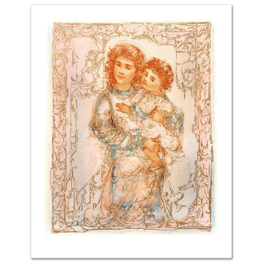 """""""Millennium Joy"""" Limited Edition Lithograph by Edna"""
