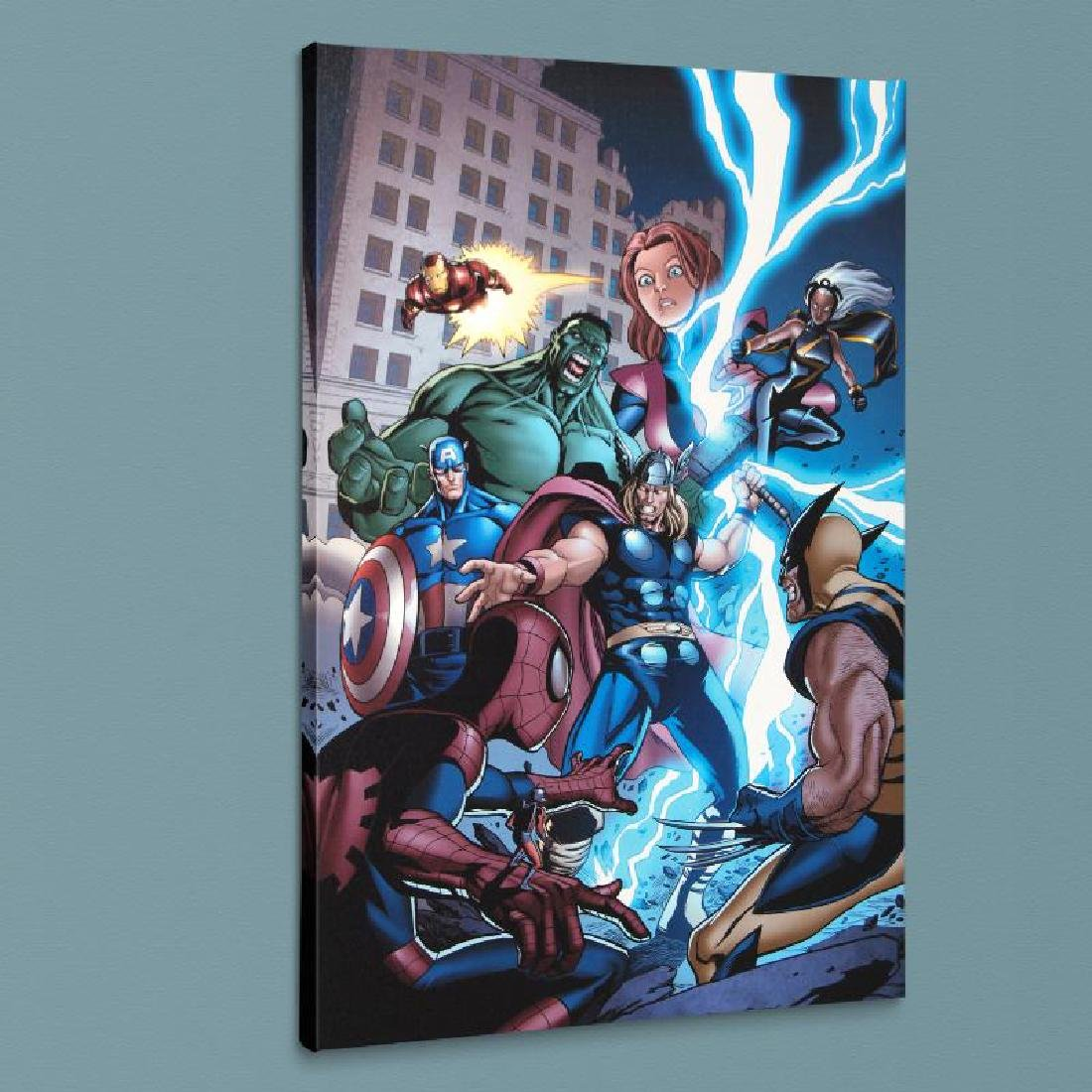 """Marvel Adventures: The Avengers #31"" LIMITED EDITION - 4"