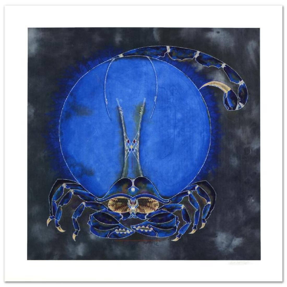 "Lu Hong - ""Scorpio (10/24 - 11/22)"" Limited Edition"