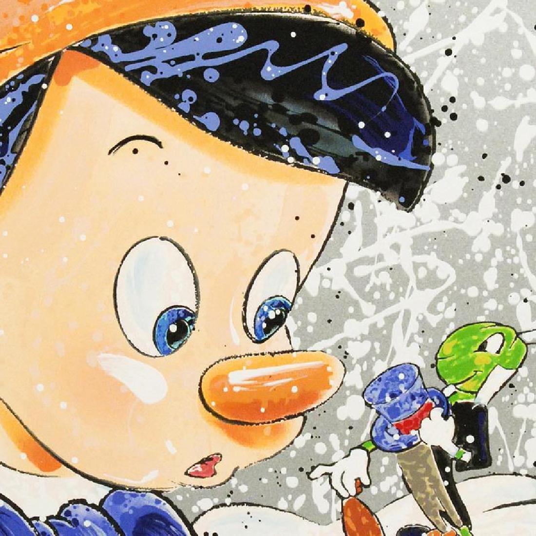Boy Oh Boy Oh Boy Disney Limited Edition Serigraph by - 3