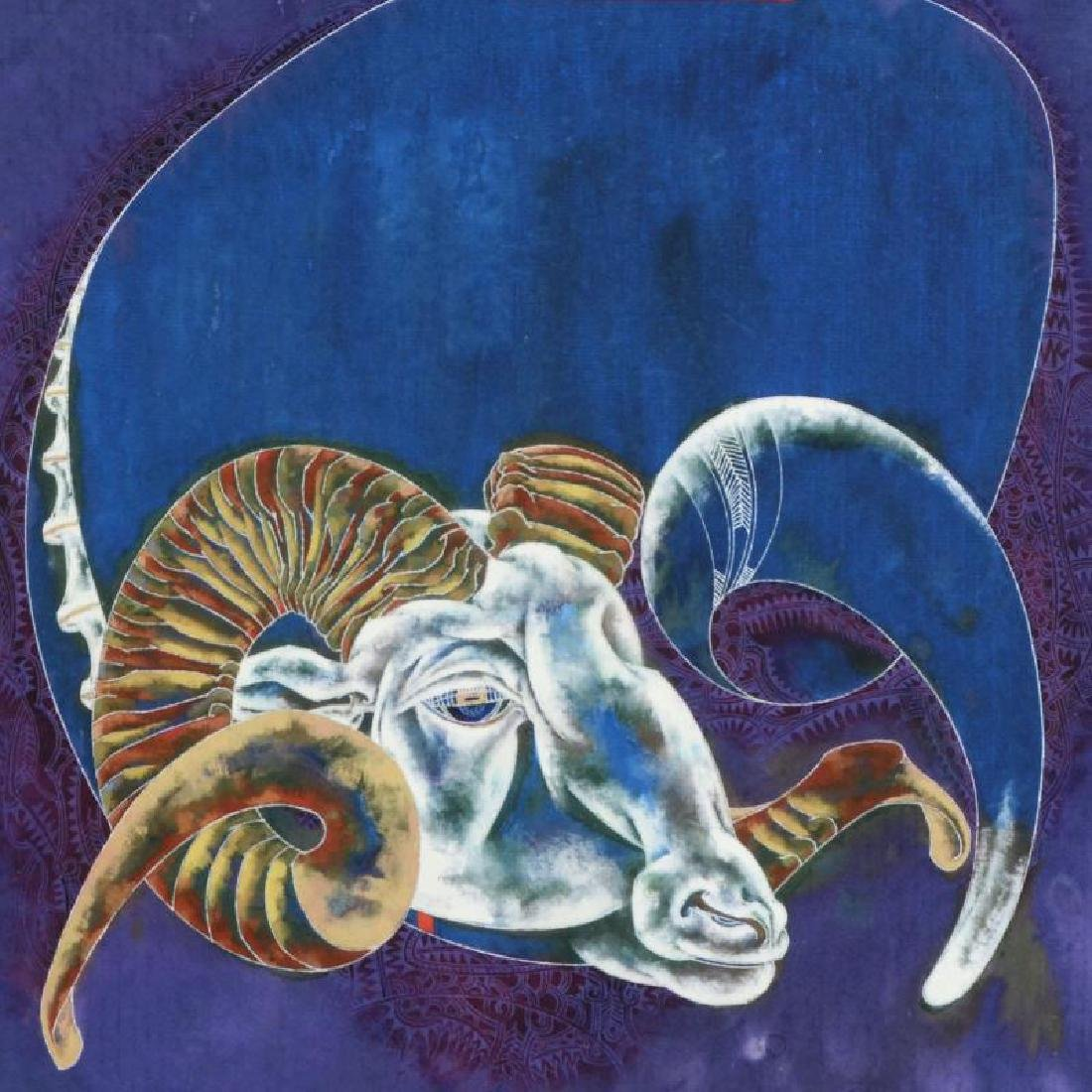 "Lu Hong - ""Capricorn (12/22 - 1/20)"" Limited Edition - 4"