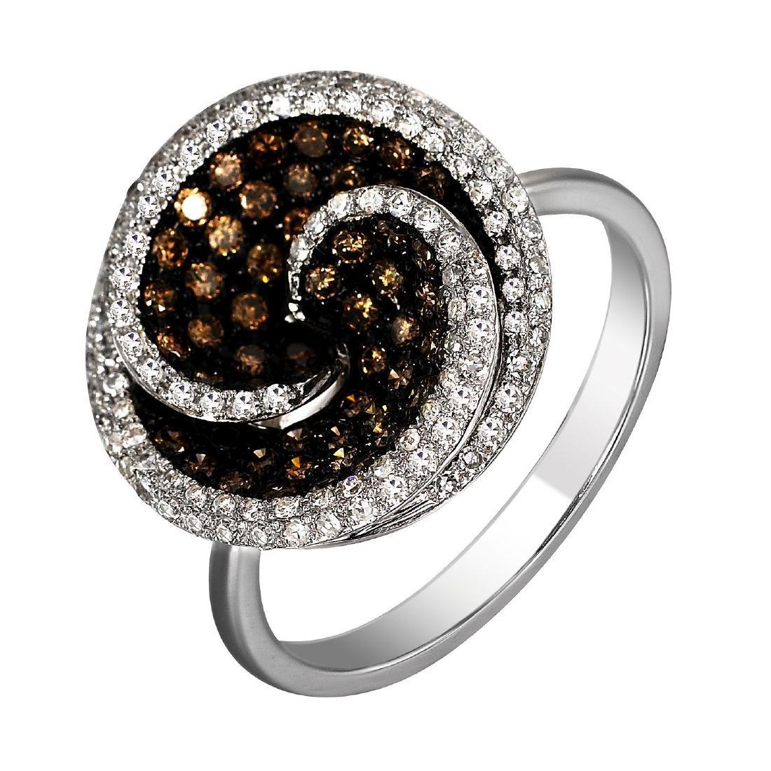 14KT  Gold Women's Diamond Ring