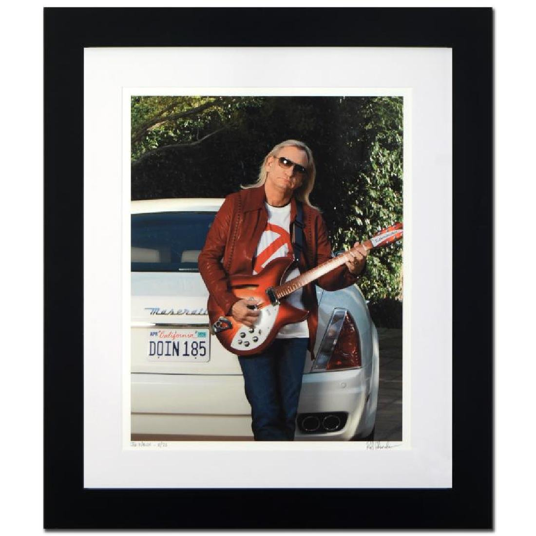 Joe Walsh Limited Edition Giclee by Rob Shanahan