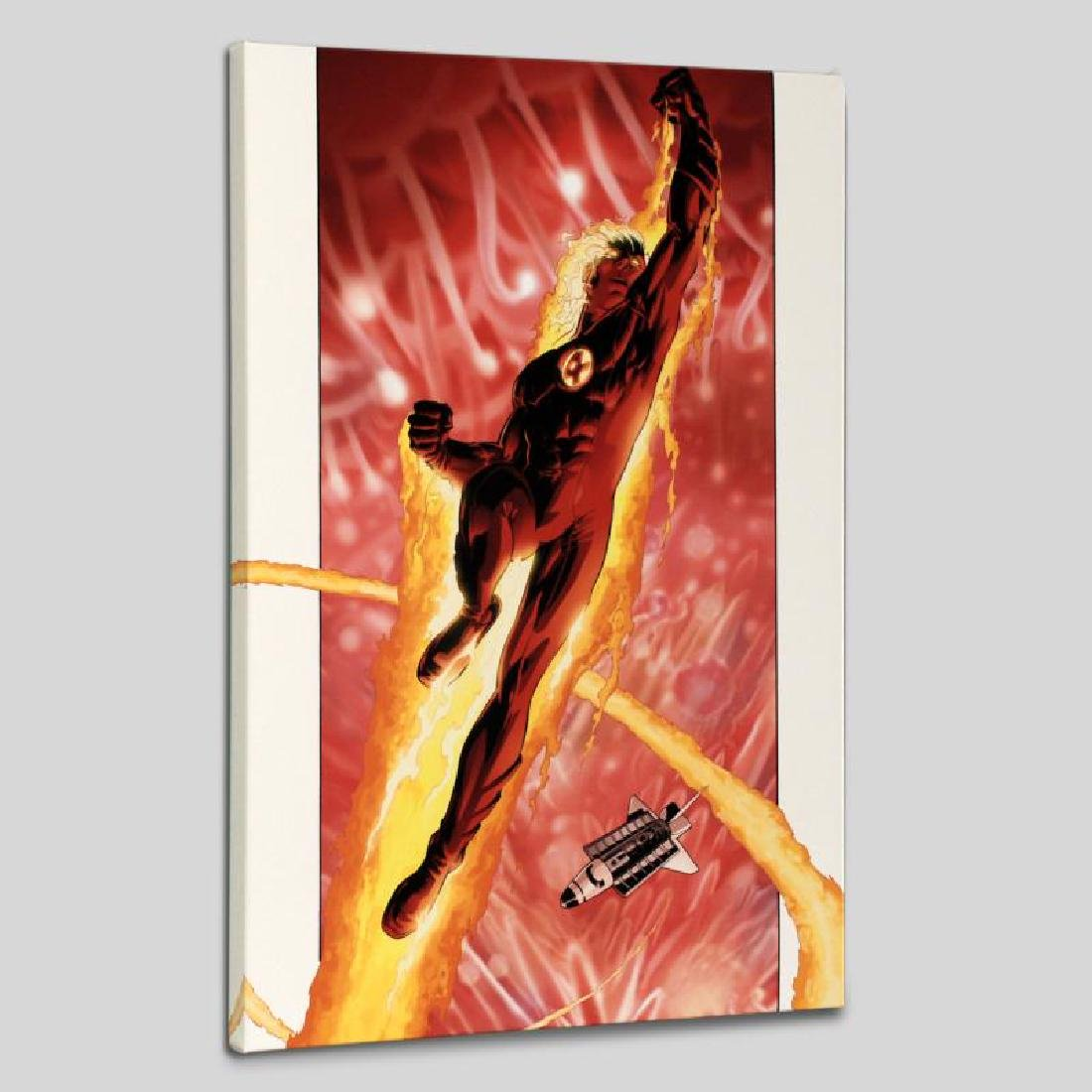 """""""Ultimate Fantastic Four #16"""" Limited Edition Giclee on - 3"""
