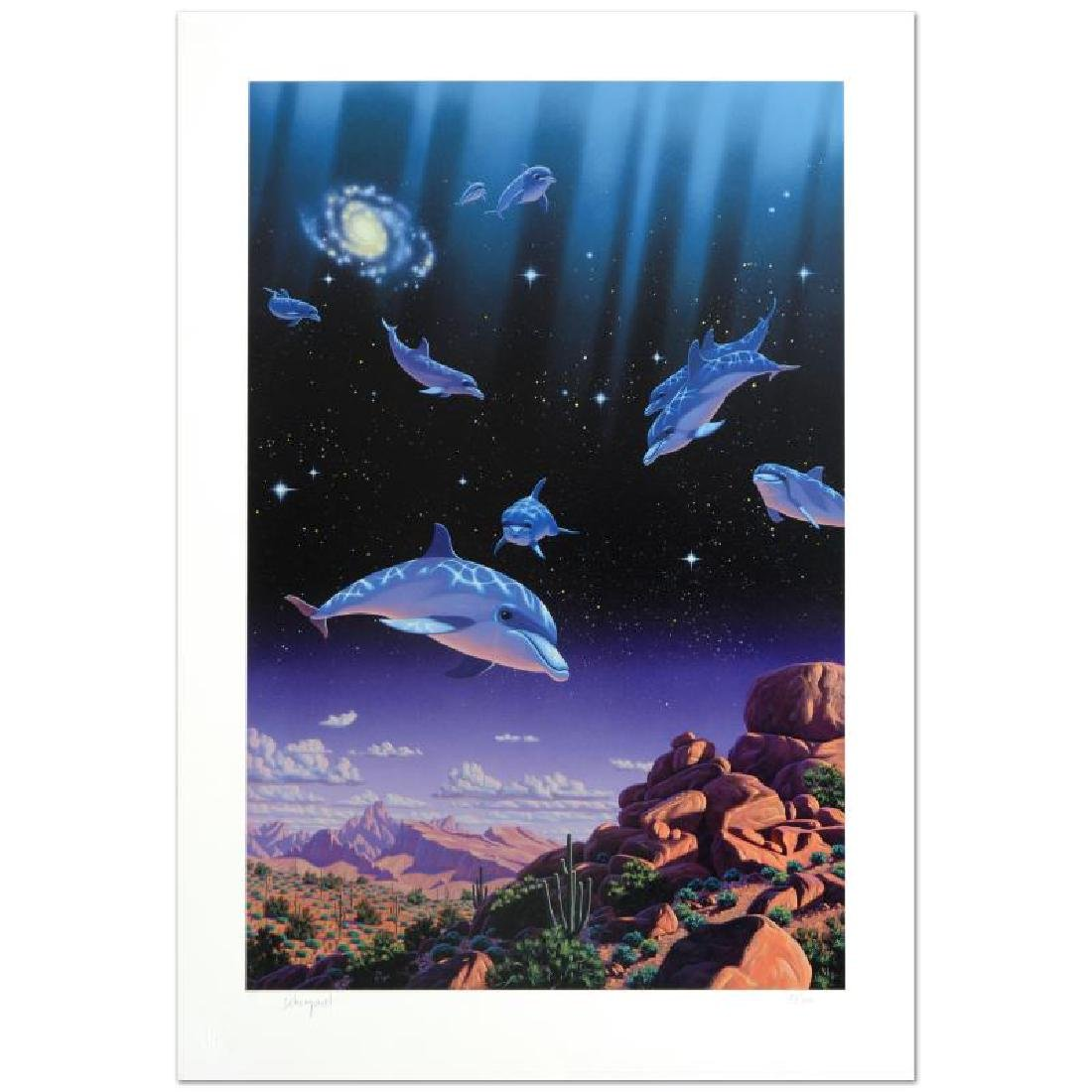 Ocean Dreams Limited Edition Giclee by William Schimmel