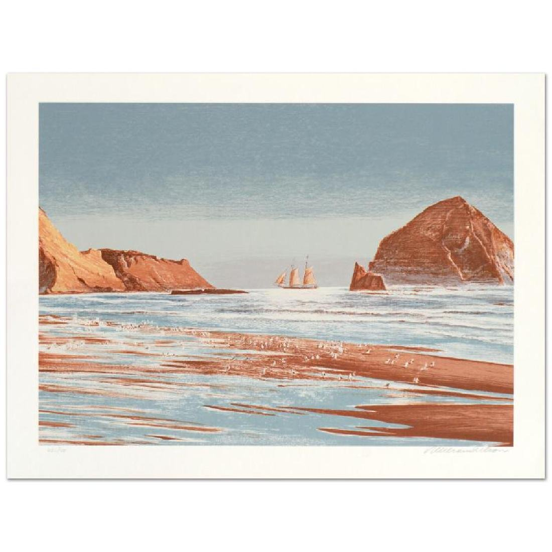 "William Nelson - ""Sailing The Coast"" Limited Edition"