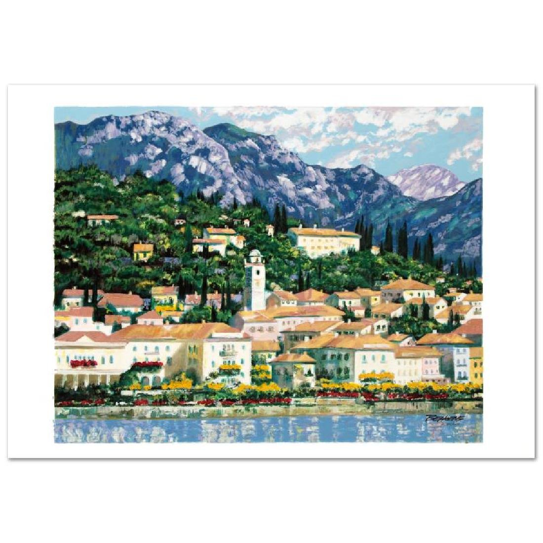 """Bellagio Hillside"" Embellished Limited Edition"