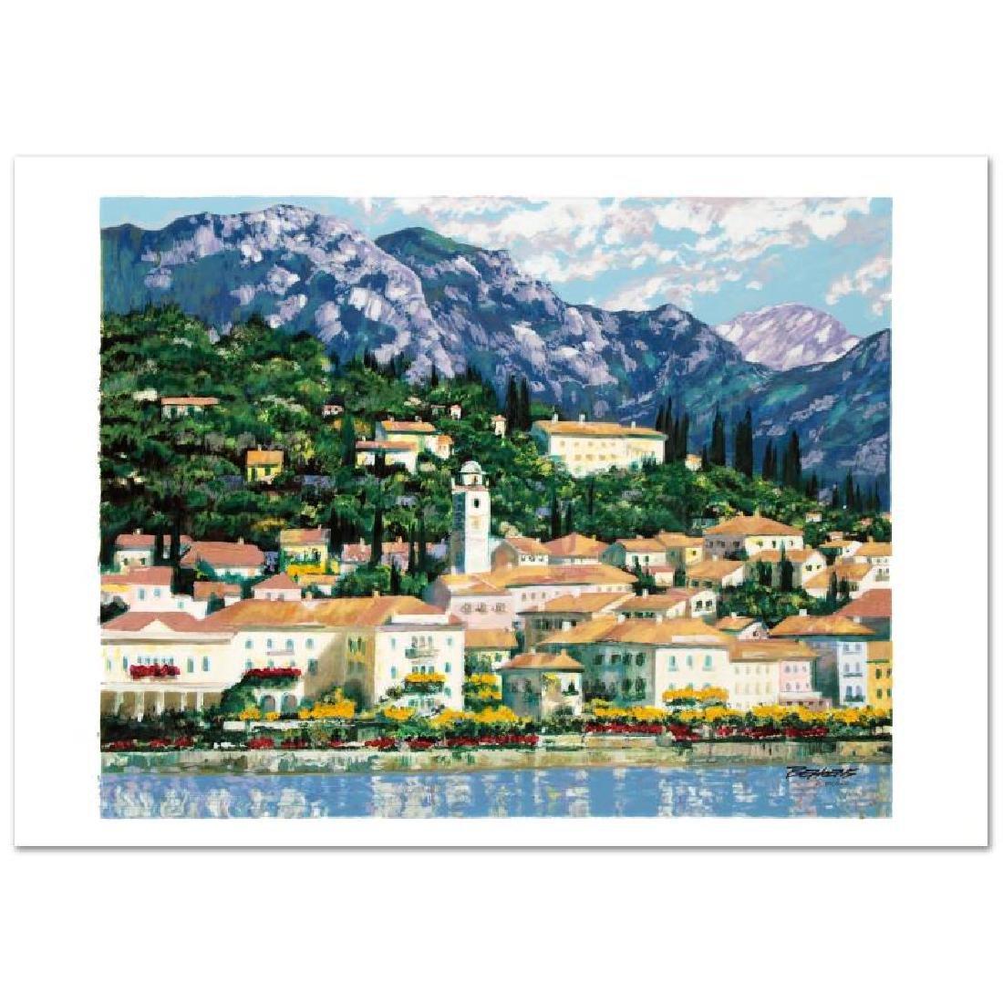 """Bellagio Hillside"" Embellished Limited Edition - 3"