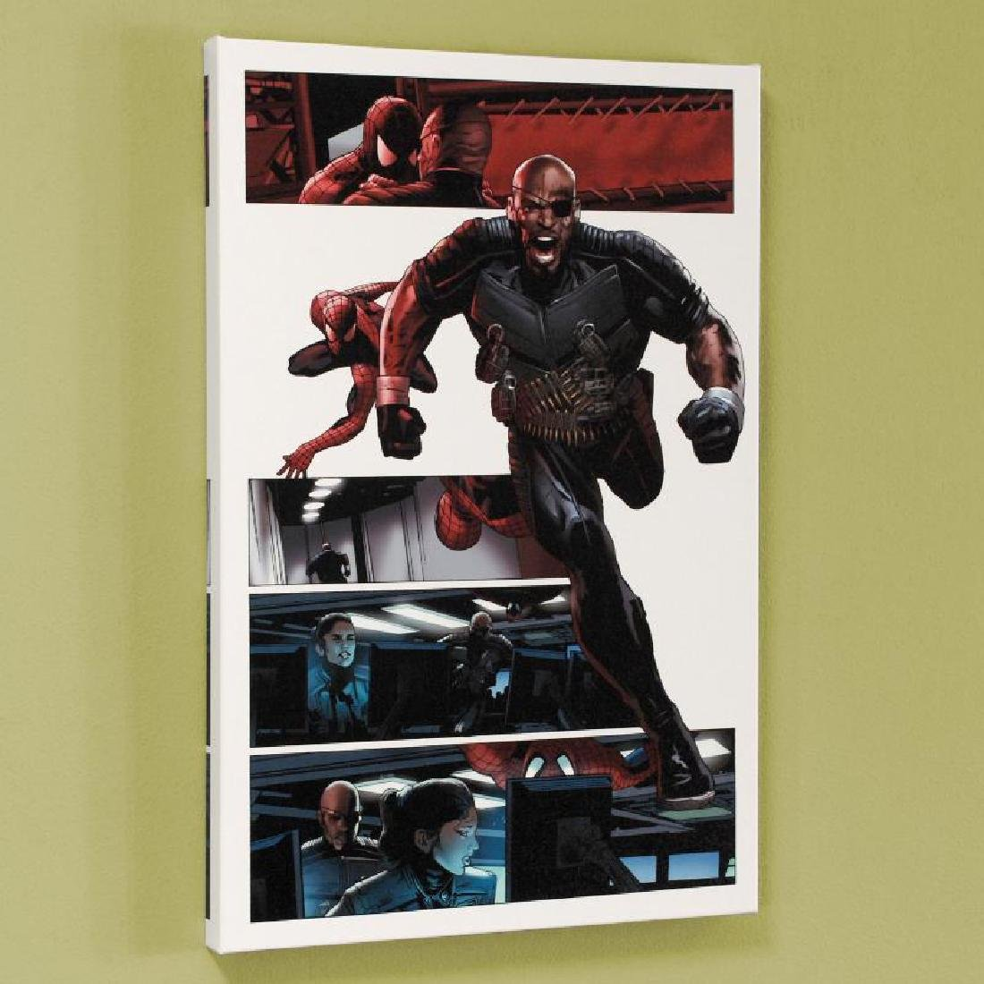 Ultimate Power #6 Limited Edition Giclee on Canvas by
