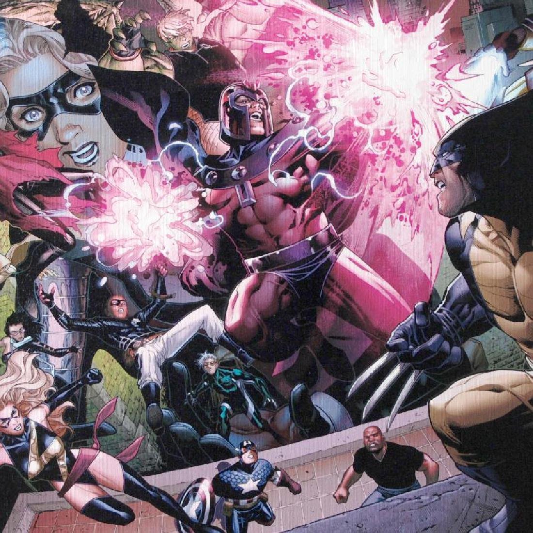 """""""Avengers: The Children's Crusade #2"""" LIMITED EDITION - 3"""