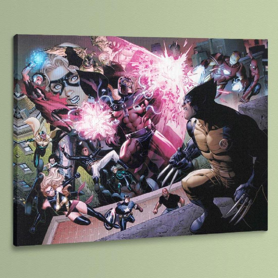 """""""Avengers: The Children's Crusade #2"""" LIMITED EDITION - 4"""