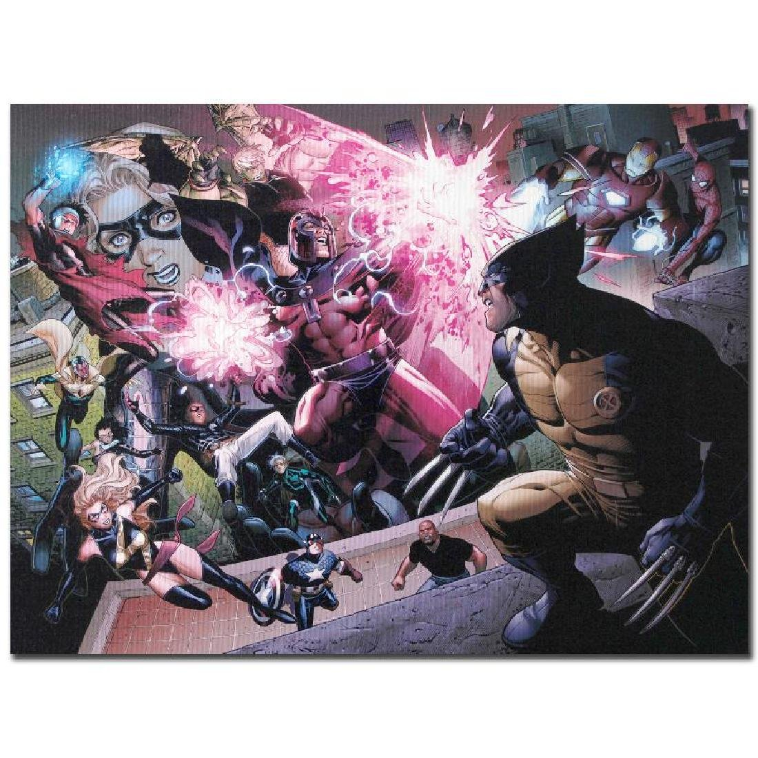 """""""Avengers: The Children's Crusade #2"""" LIMITED EDITION - 5"""