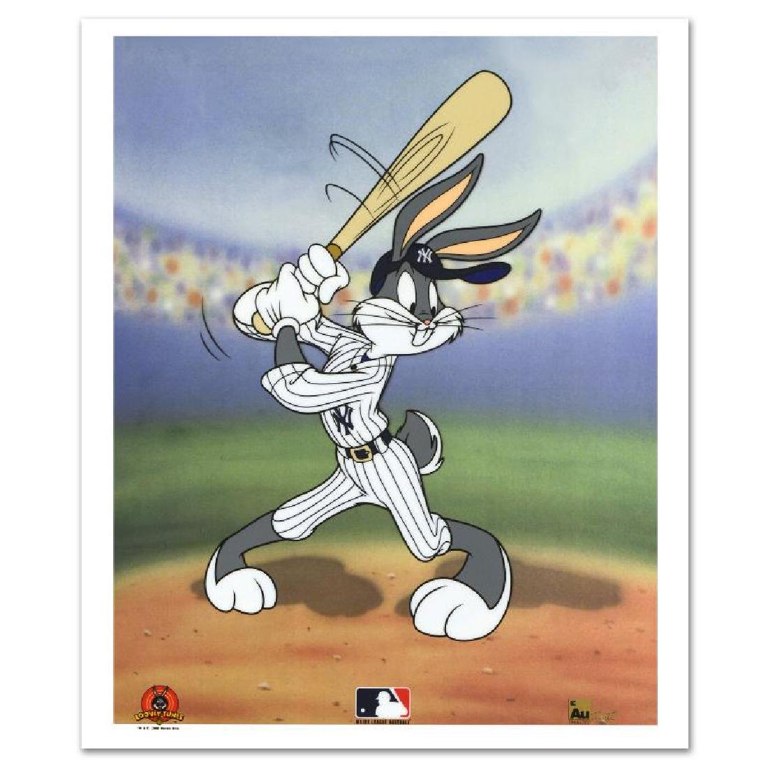 Bugs Bunny at Bat for the Yankees Limited Edition - 3