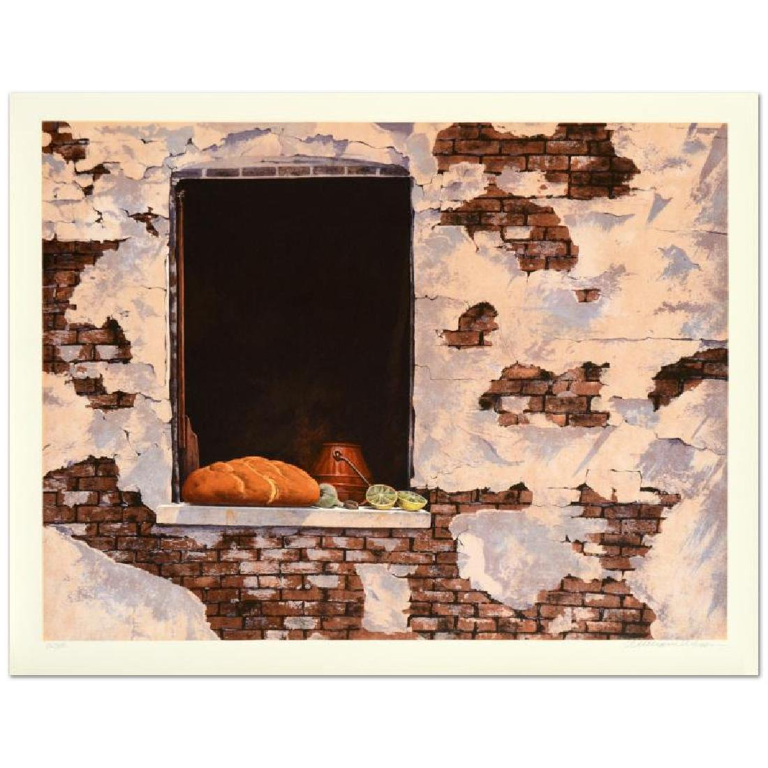 "William Nelson - ""The Baking"" Limited Edition"
