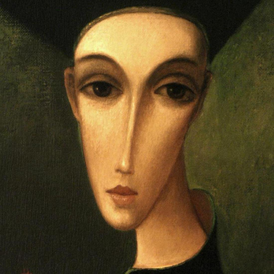 Legendary Russian Artist Sergey Smirnov (1953-2006)! - 4
