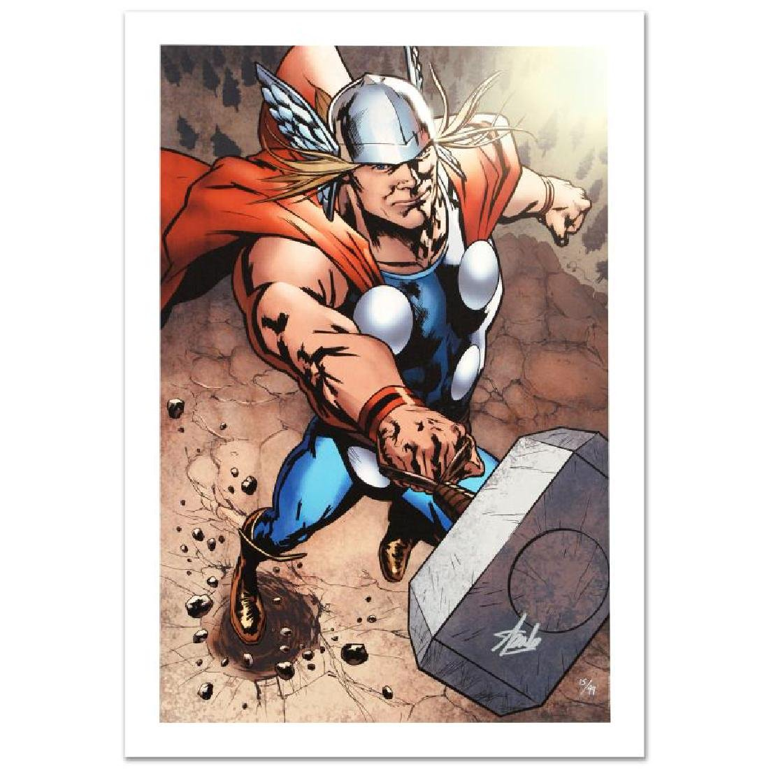 """Wolverine Avengers Origins: Thor #1 & The X-Men #2"""