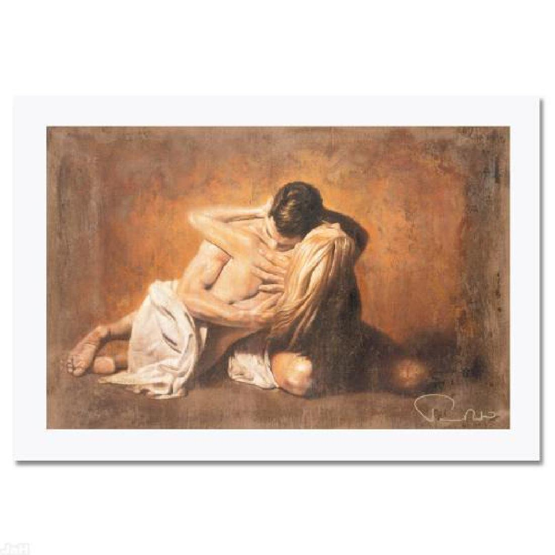 Incipesso LIMITED EDITION Giclee on Canvas by Vatican - 3