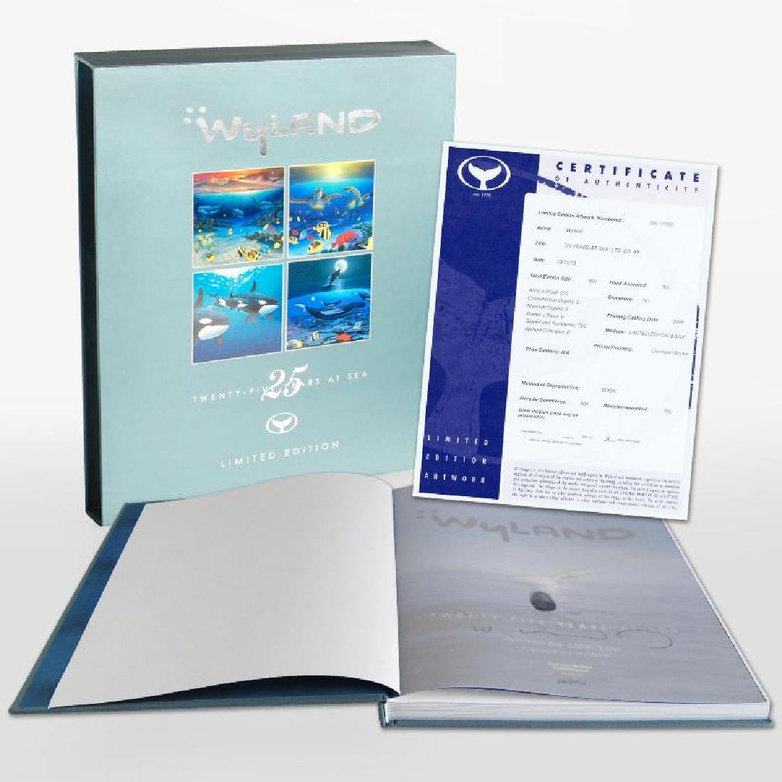 Wyland: 25 Years at Sea (2006) Limited Edition