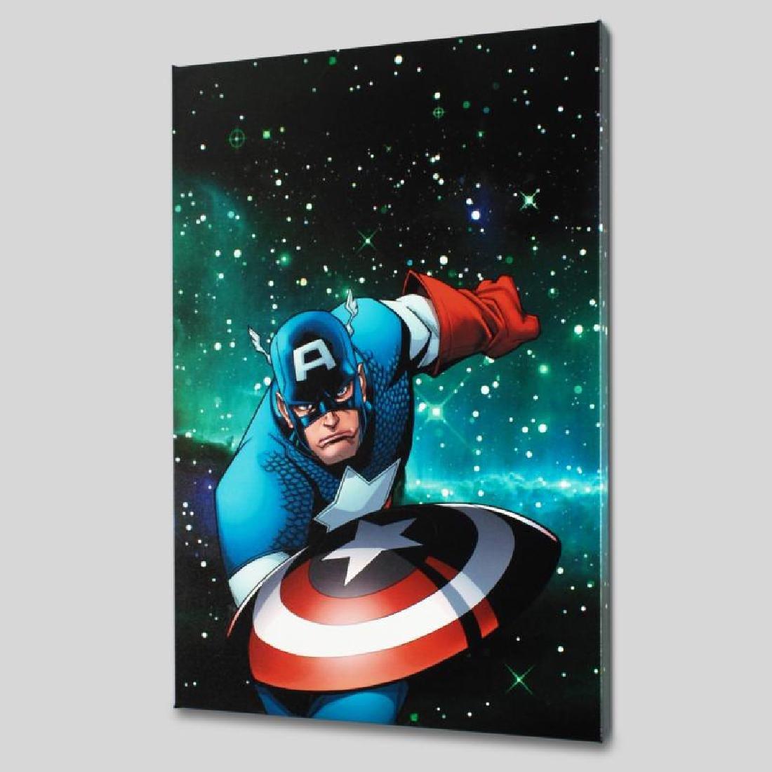 """Captain America and the Korvac Saga #1"" LIMITED"