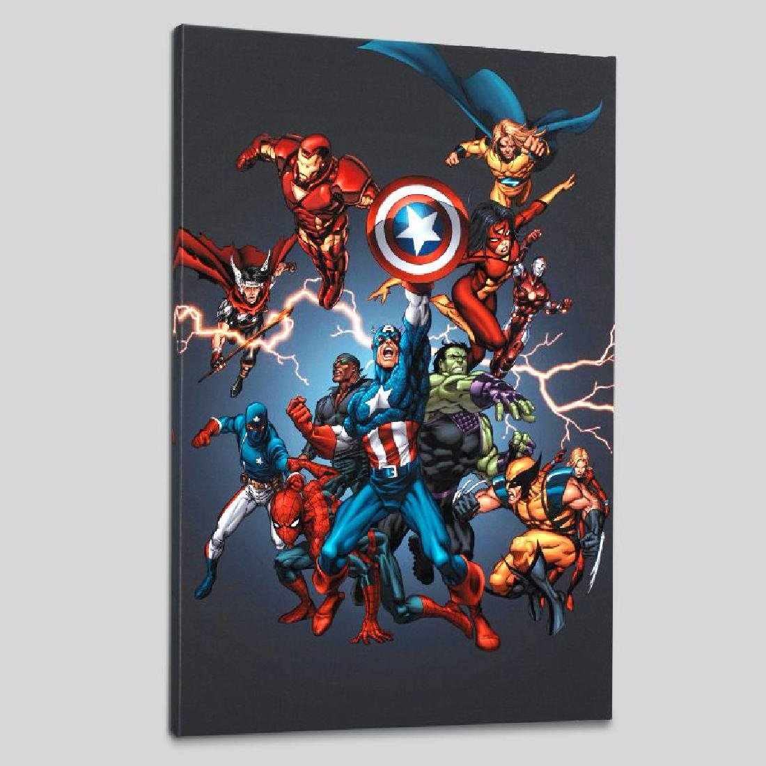 """Official Handbook: Avengers 2005"" Limited Edition"