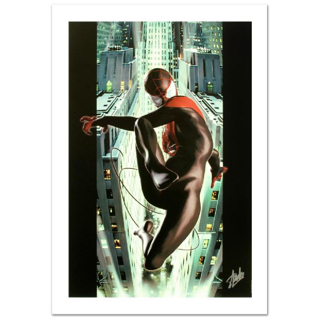 """Ultimate Spider-Man #2"" Limited Edition Giclee on"