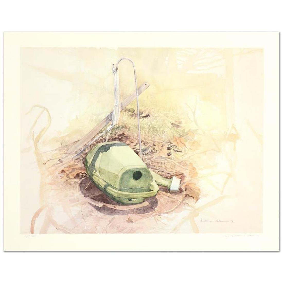 "William Nelson - ""Green Watering Can"" Limited Edition"