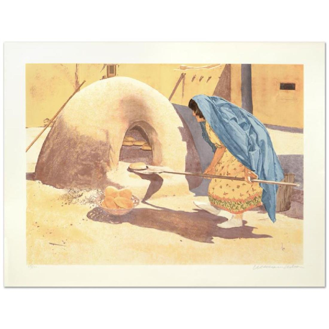 "William Nelson - ""Baking Bread"" Limited Edition - 3"