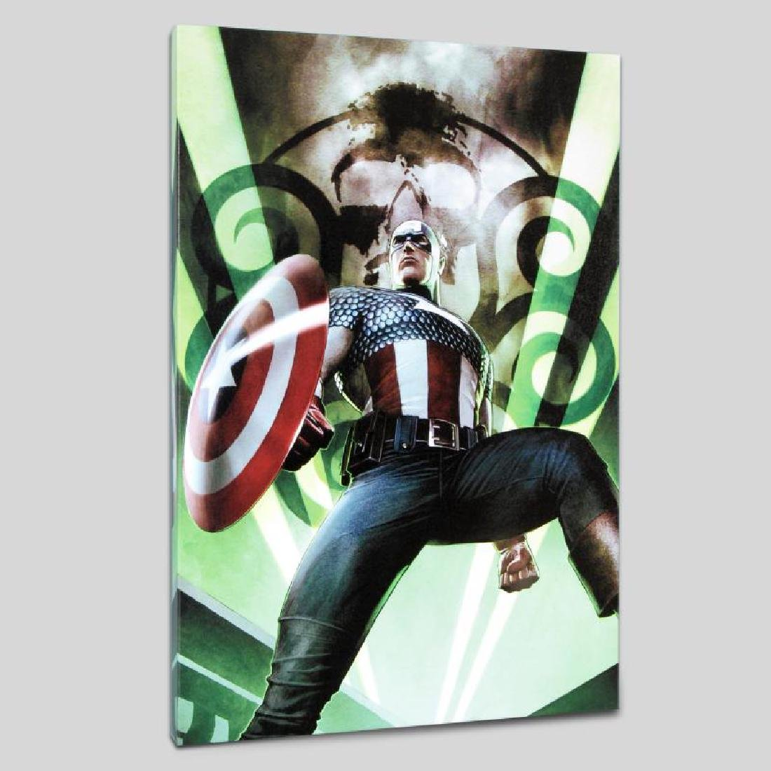 """Captain America: Hail Hydra #1"" LIMITED EDITION Giclee"