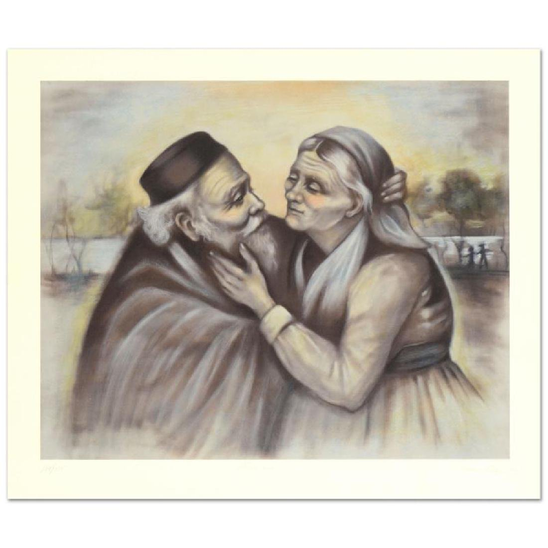 "Rhoda Shapiro - ""First Love"" Limited Edition Lithograph"