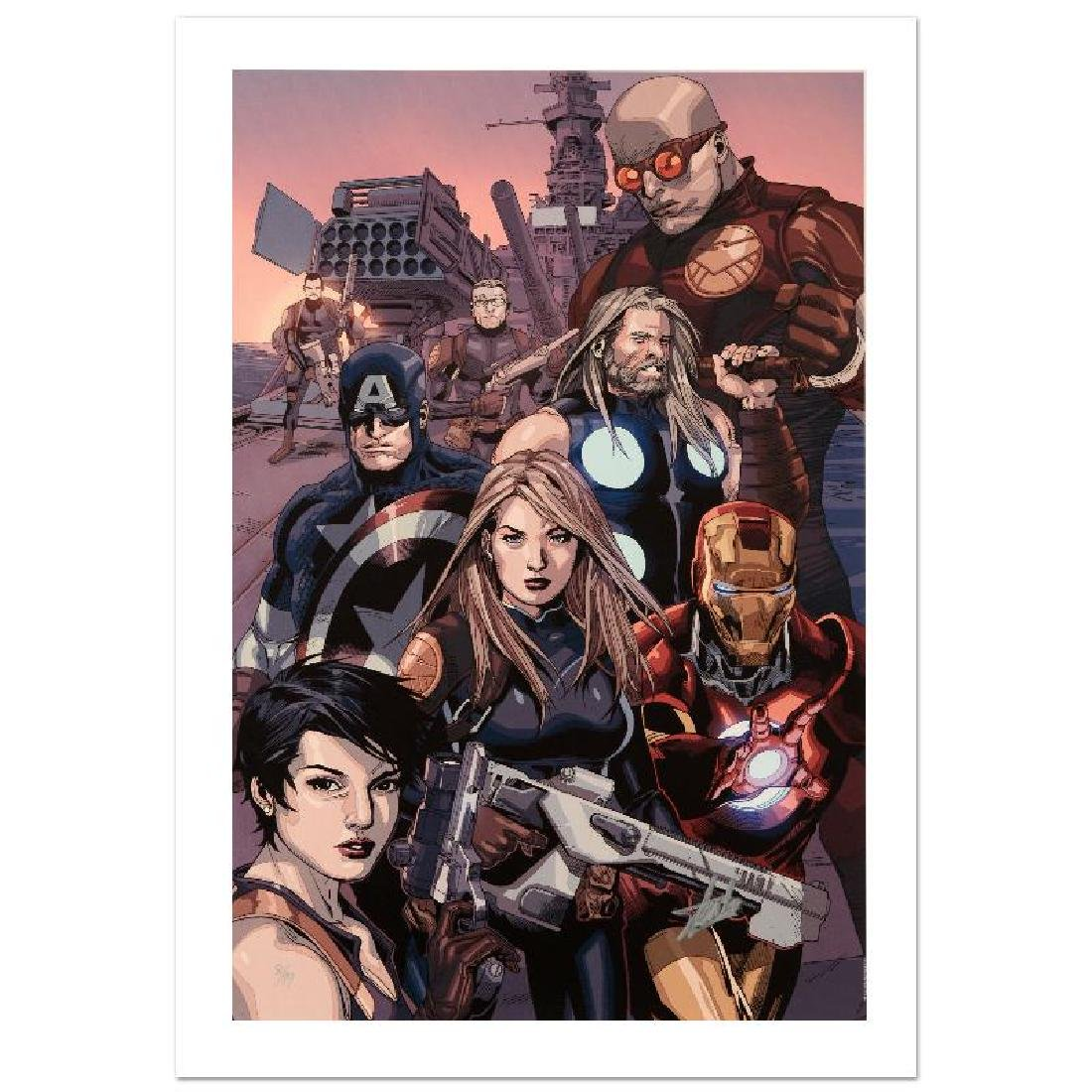 """""""Ultimate Avengers vs. New Ultimates #2"""" Limited"""