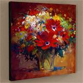 """""""In The Morning Light"""" Limited Edition Giclee on Canvas"""