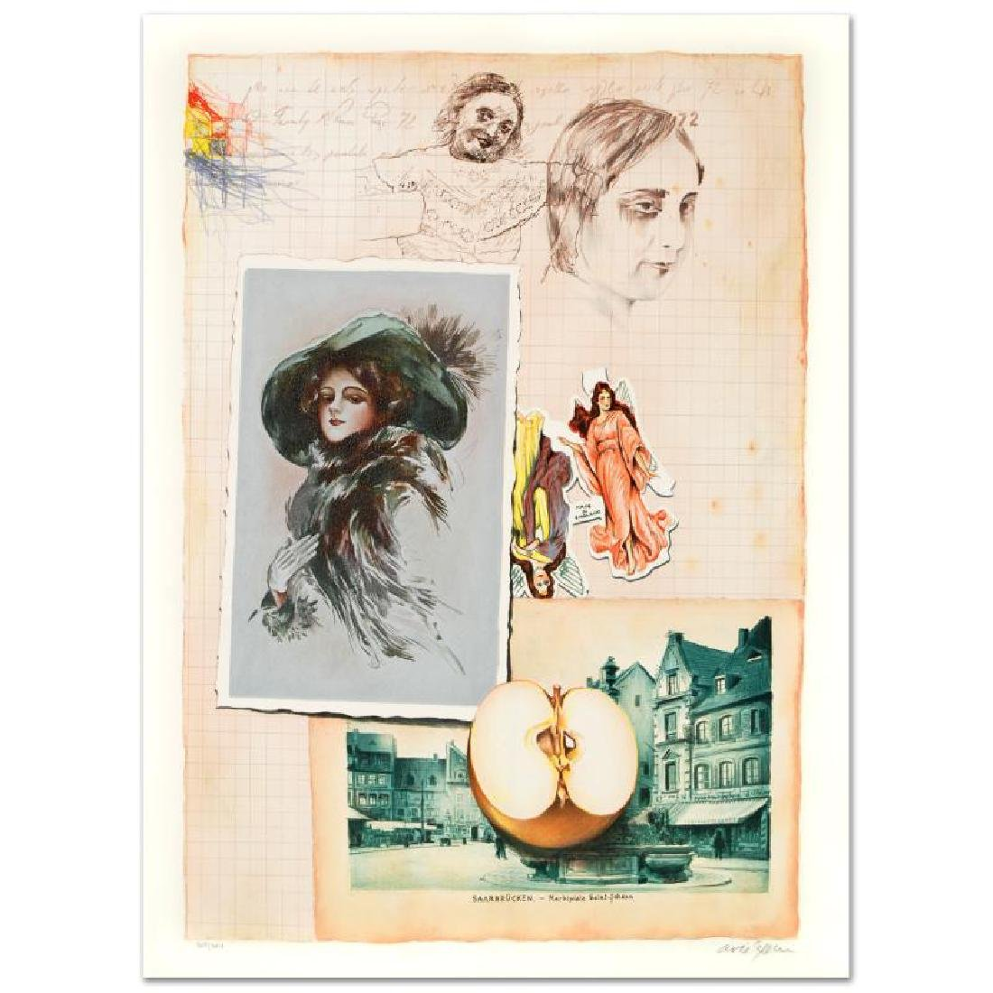 """""""Family Album"""" Limited Edition Lithograph by Arie"""