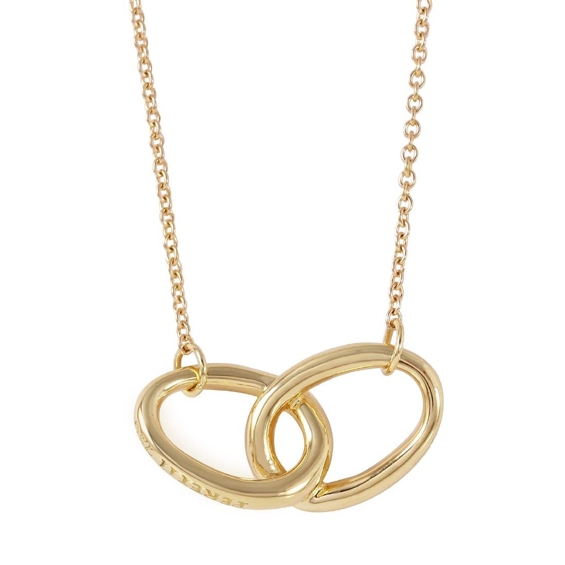 ELSA PERETTI TIFFANY CO. 18KT Gold Necklace Length