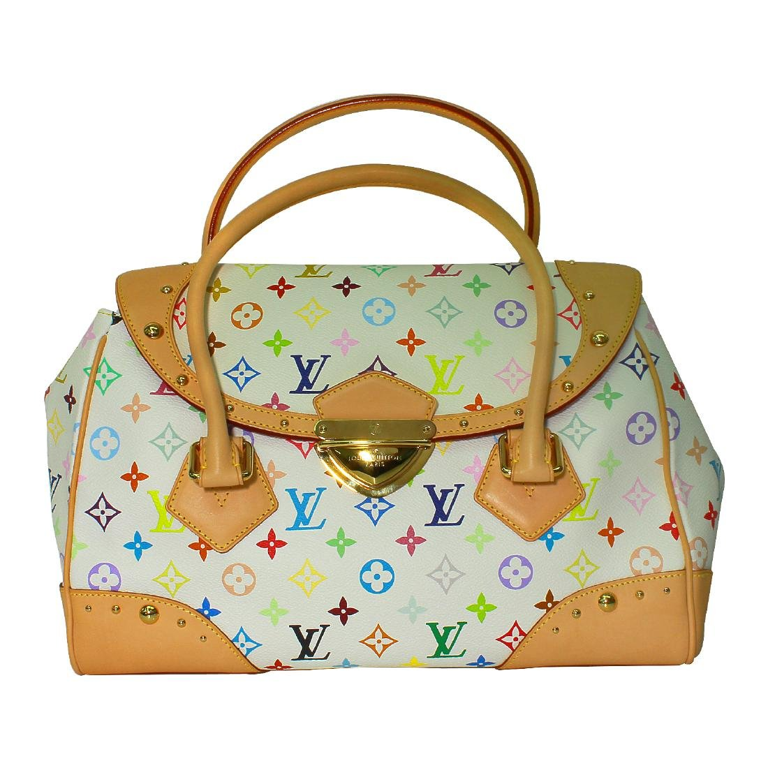 "LOUIS VUITTON Limited Edition ""Beverly GM"" Handbag L399"