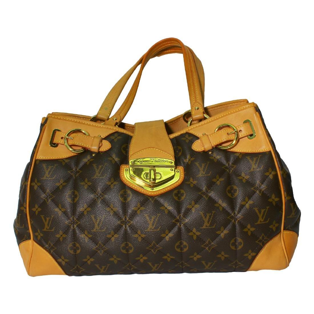LOUIS VUITTON Monogram Canvas Etoile Handbag L400