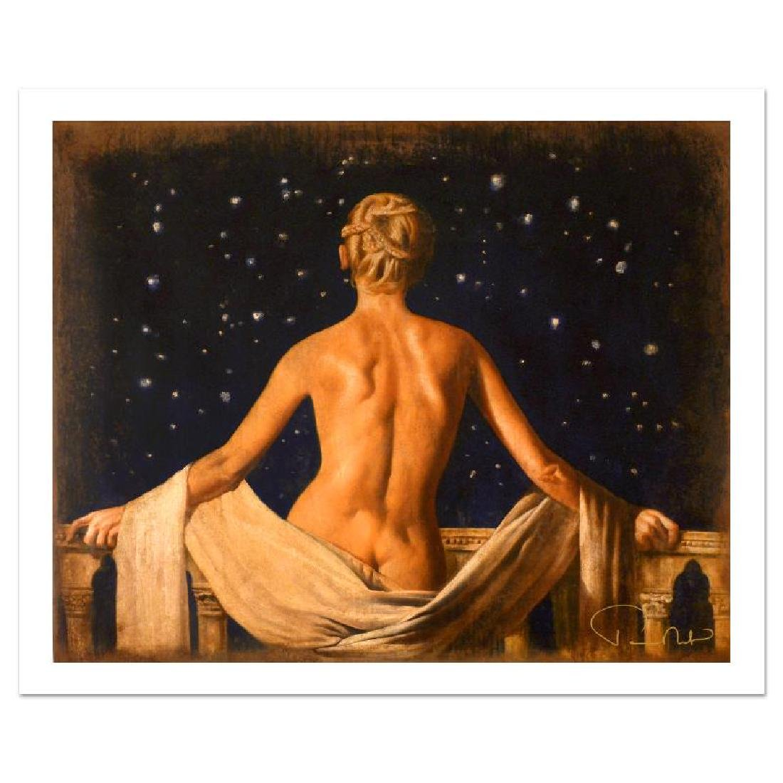 """""""Aeternita"""" LIMITED EDITION Giclee on Canvas by Vatican"""