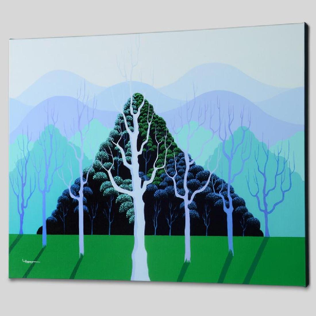 """""""Eucalyptus"""" Limited Edition Giclee on Canvas by"""
