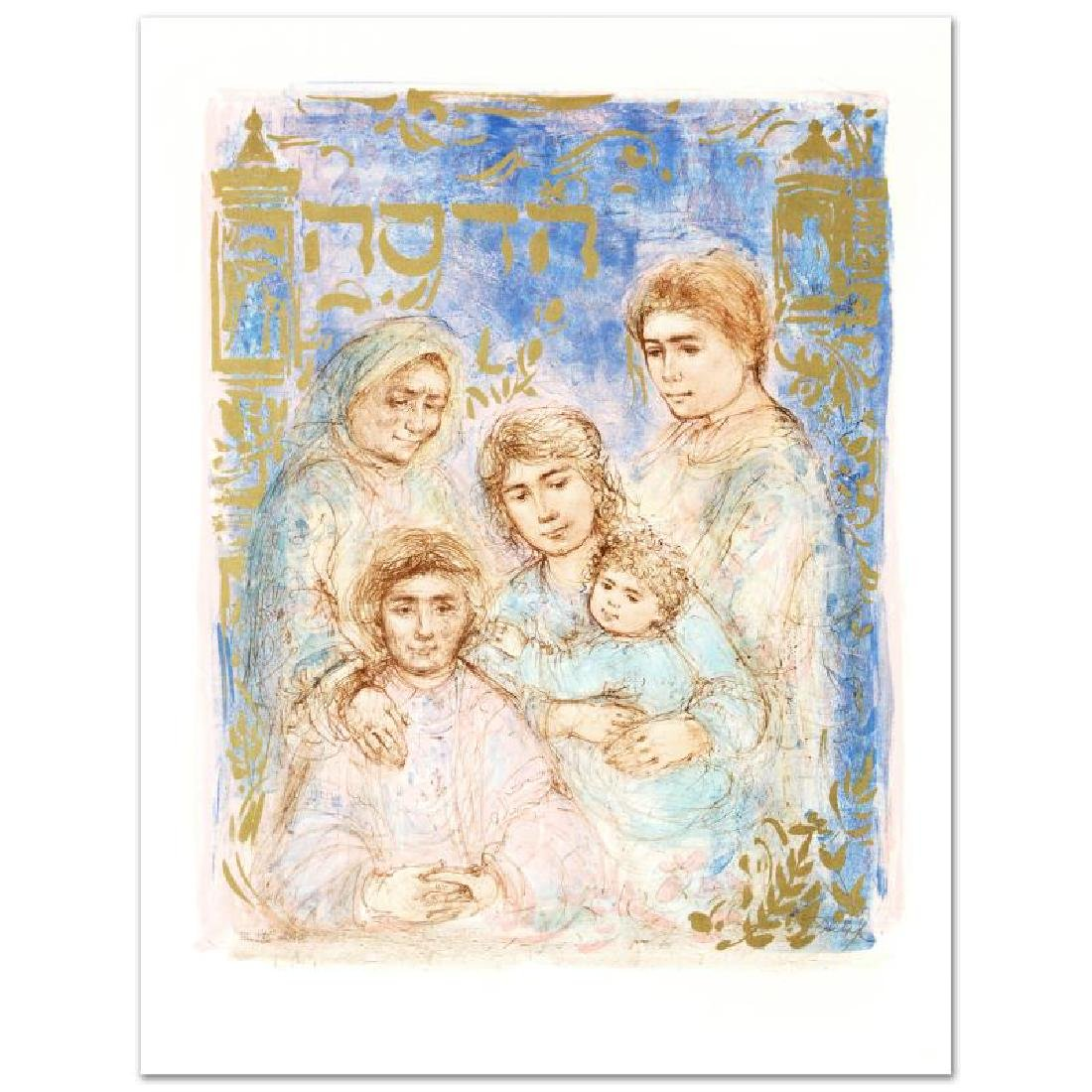 """""""Hadassah - The Generation"""" Limited Edition Lithograph"""